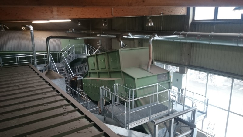 Hartberg / Austria – IMT Separator 80