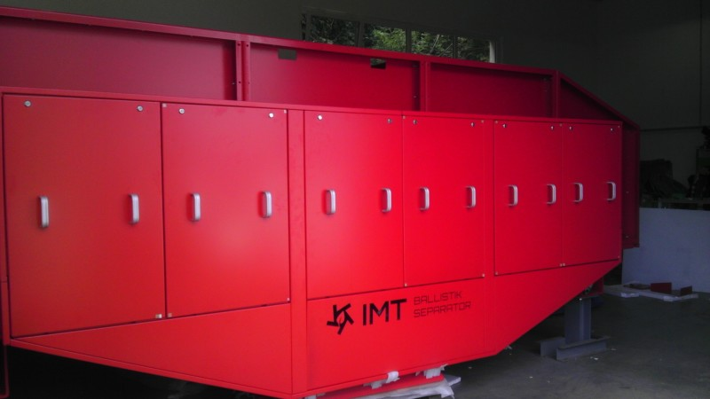 Silistra / Bulgaria – IMT Separator 120 light