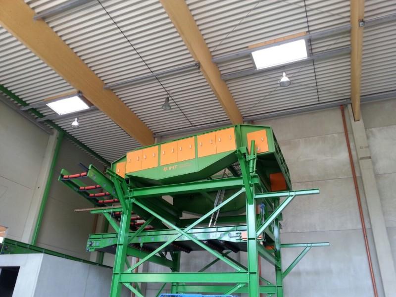 Klagenfurt / Austria – IMT Separator 120  incl. Higher Roof Construction