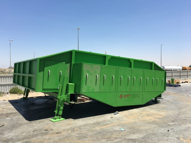 Dubai / UAE – IMT Separator 120 light incl. Air Support System