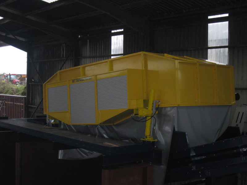 Belfast/ Ireland – IMT Separator 80 light