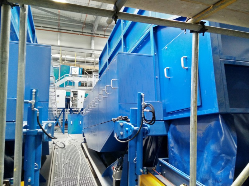 Glasgow / UK – IMT Separator 80 light