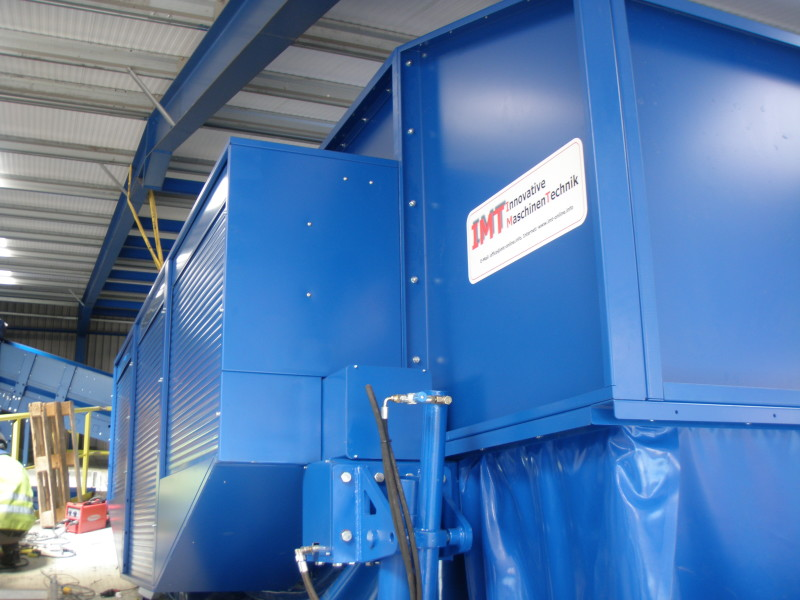 London/ UK – IMT Separator 120 light