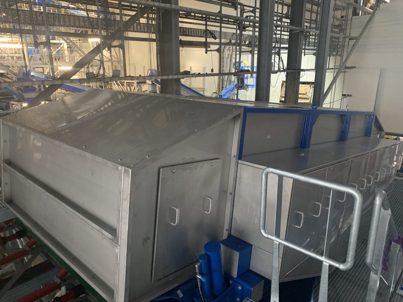 Northwich / UK – IMT Separator 80 Stainless Steel