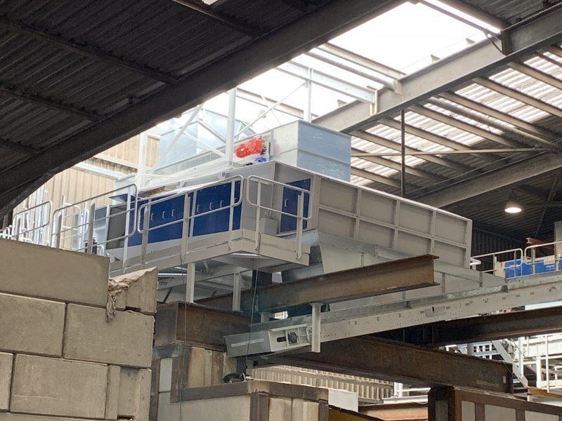 Stuttgart / Germany – IMT Separator 120