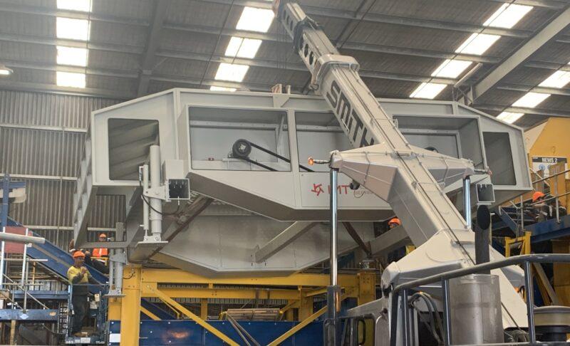 Christchurch / New Zealand – IMT Separator 120 light