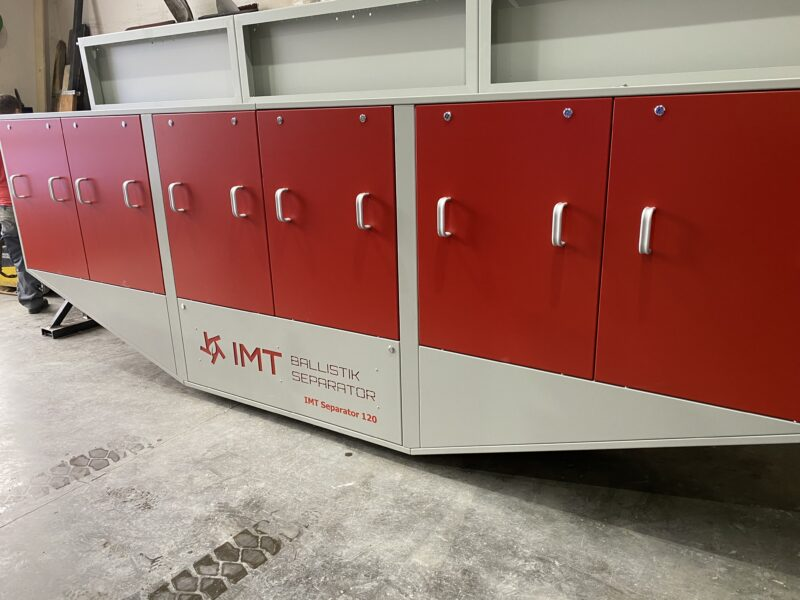 Essex / UK – IMT Separator 120 incl. Air Support System