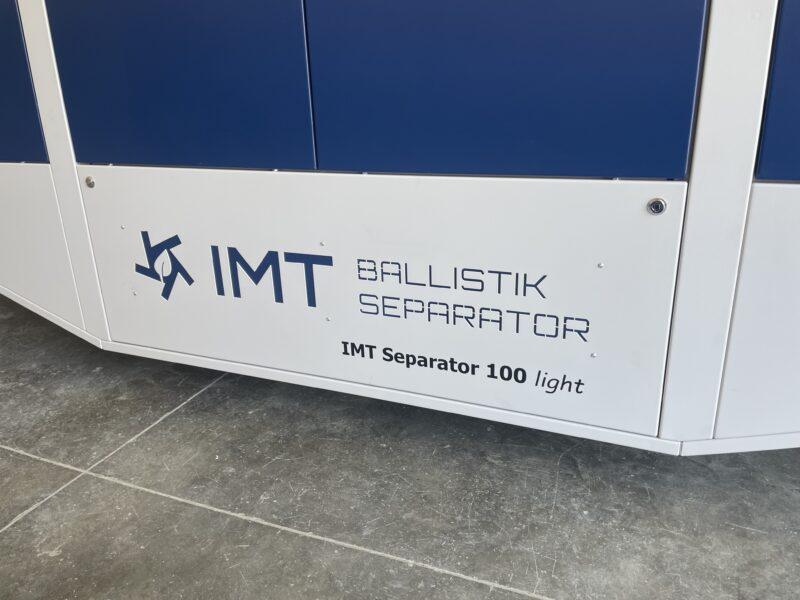 Sibenik / Croatia – <p>IMT Separator 100 light incl. Air Support System</p>